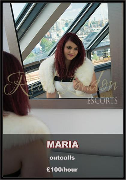 Maria - London escort - Picture