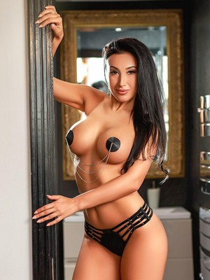 Korina - London escort - Picture