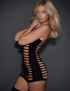 young mature blonde female escorts